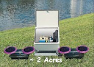 Vertex Water Features Standard Aeration Systems