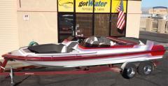 1990 Ultra Open Bow 21' Boat