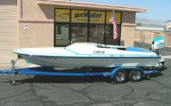 1975 Spectra 20 Runabout / Ski Boat