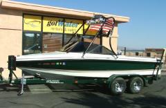 2001 Calabria XTS Ski & Wakeboard Boat