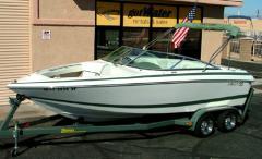 2002 Cobalt 206 Open Bow Boat