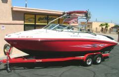 2007 Rinker Captiva Bowrider Boat
