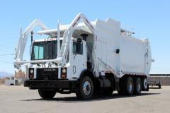 2001 Mack Front Loader Garbage Truck