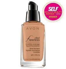 Ideal Flawless Invisible Coverage Liquid