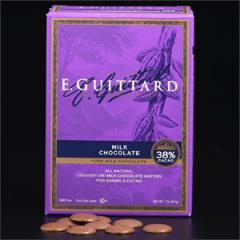 38% Cacao Milk Chocolate