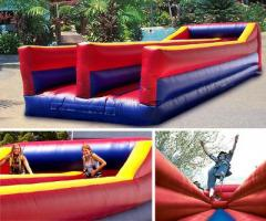 Bungee Run 33' or 40' Inflatable Play
