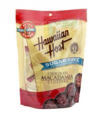 Sugar Free Chocolate Macadamia Clusters