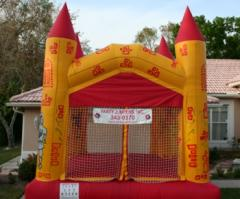 Castle Bounce House Inflatable Play Structure