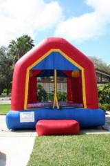 Colorful Bounce House Inflatable Play Structure