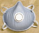 #FM-2300N95  Face Mask Respirator w/Exhalation