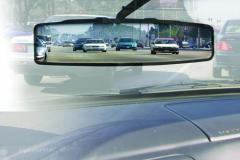 Panormaic Rearview Mirror 12