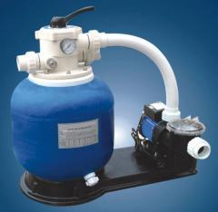 Filter&Pump System