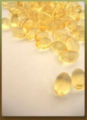 Shark Liver Oil Supplement