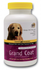 Grand Coat Advanced Skin & Coat Formula for