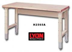 Adjustable Work Benches