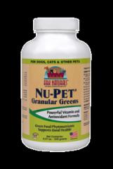 Nu-Pet® Granular Greens Powerful Vitamins