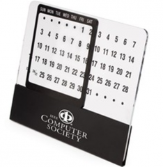 Acrylic Metal Perpetual Calendar