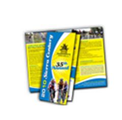 Offset Brochures