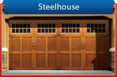 Steelhouse™ Garage Door