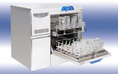 Undercounter Washer with chemical storage