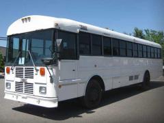 2002 Thomas MVP Transit Bus #12U016