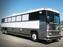 1999 MCI Prison Bus #12U033