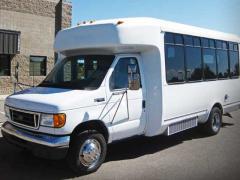 2005 Eldorado Aerotech Shuttle Bus #11U031