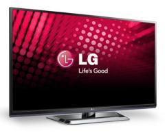 LG 42PM4700 42 inch 720p 600 Hz Active 3D Plasma