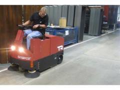 Floor Sweepers Factory Cat TR Rider