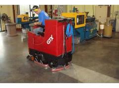 Scrubber-Sweeper Factory Cat GTX 24 in.