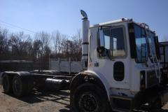 1989 Mack MS Cabover Truck