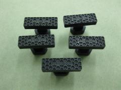 Atlas Titan Dent Tabs, Pack of 5, Rectangular Flat