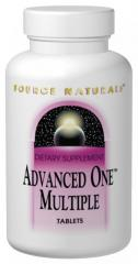 Advanced One Multiple (Source Naturals) Dietary