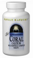 Coral Calcium Multi-Mineral Complex (Source