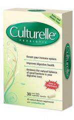 Culturelle¨ 30 Vegicaps Probiotics