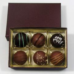 Gold Gourmet Truffle Box