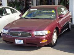 2004 BUICK LeSabre Custom Sedan 4D