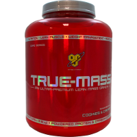 BSN: True Mass Cookies & Cream Weight Gainer 5.75 lb