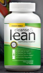 Cleance And Lean - 100 Caps Supplement