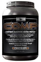 C.O.M.P. Chocolate 4lbs Protein Supplement