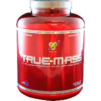 BSN: True-Mass Vanilla Weight Gainer 5.75 lb