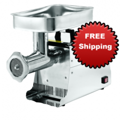 5 LEM 1/4 HP Stainless Steel Electric Grinder