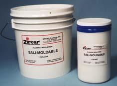 Alumina Insulation Type SALI Moldable