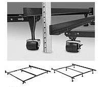Restmore Adjustable Steel Bed Frame
