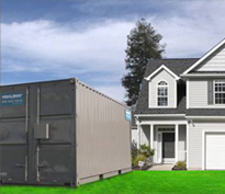 Residential Storage Containers