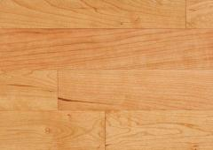 Prefinished Solid American Cherry Flooring
