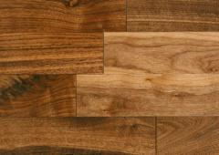 Prefinished Solid Walnut Flooring