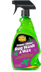 Bug Wash & Wax Purple Power® Prime-Shine®