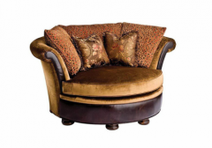 Massoud Living Room Chair and a Half 1144 at