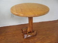 Butcher Block Pittisporum Pedestal